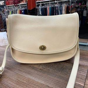 Vintage Coach purse adjustable stap
